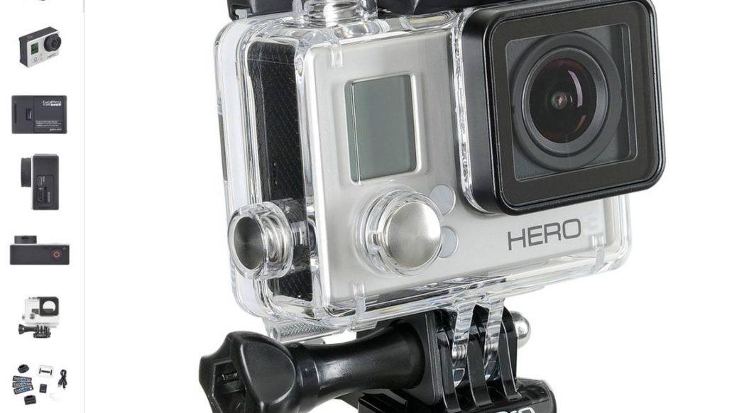 go-pro hero 3