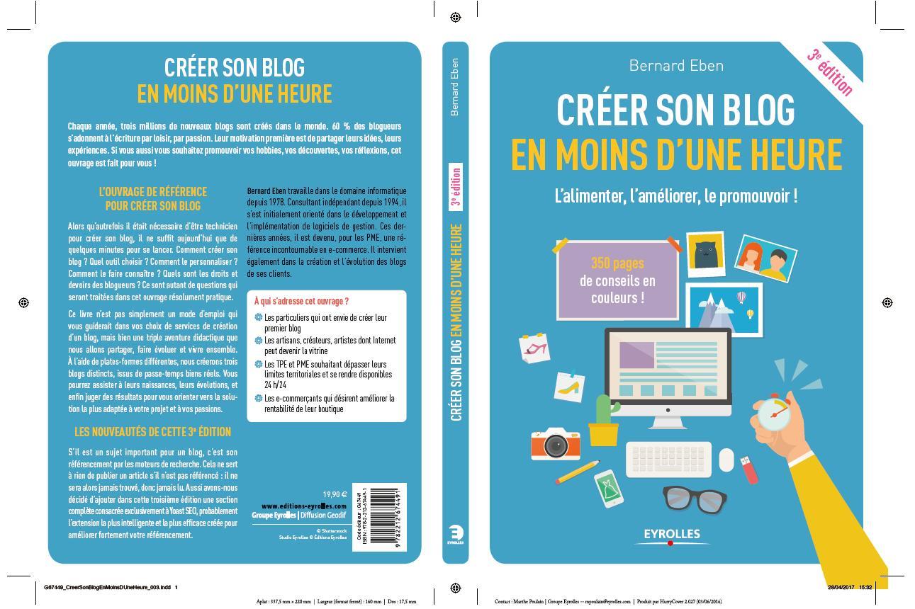 Créer son blog V3 - Bernard Eben